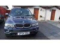 BMW X Sport D Auto Diesel 2004
