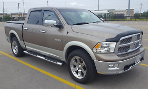 2009 DODGE RAM 1500 LARAMIE | REDUCED | LEATHER | LOADED