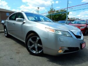 2009 Acura TL SH-AWD | LEATHER.ROOF | ONE OWNER | ACCIDENT FREE