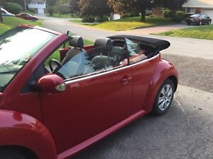 VW Beetle Convertible for sale!!