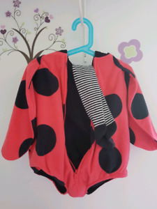 Lady bug size 2 $10