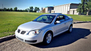 2009 Pontiac G5 sunroof