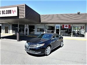2016 Lincoln MKS Eco-Boost AWD