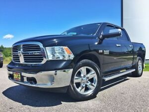 2013 Ram 1500 SLT | Crew Cab | Big Horn | Leather | Sunroof