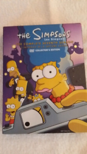 The Simpsons Complete 7th Season