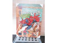 BRAND NEW SEALED LARGE SPIDER-MAN CANVAS
