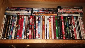 Lot de dvd a vendre