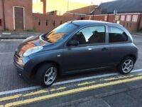 Nissan Micra S 2006 Model on 55 Plate Cheap to Run