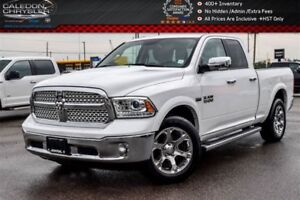 2016 Ram 1500 Laramie|4x4|Navi|Backup Cam|Bluetooth|R-Start|Leat