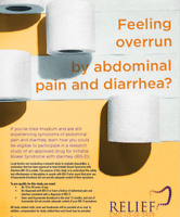 Feeling Overrun By Abdominal Pain and Diarrhea?