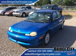 1998 Plymouth Neon EX- WHOLESALE, AS-IS