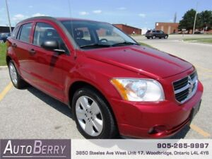 2008 Dodge Caliber SXT ***CERTIFIED ** ACCIDENT FREE*** $3,999