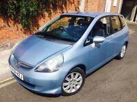 2006 HONDA JAZZ SE AUTO 1.3cc 1 OWNER VERY SMOOTH GEARBOX VGC