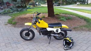 Suzuki JR-50 Dirt Bike