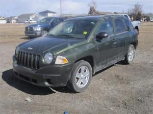 2007 Jeep Compass 4WD 4dr