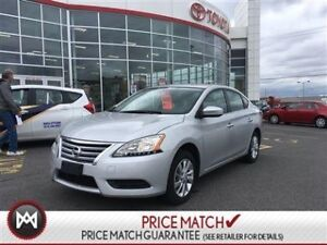2015 Nissan Sentra S: POWER GROUP, BACK UP CAM, PUSH BUTTON STAR