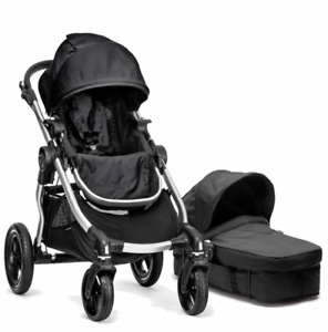 Baby Jogger City Select with Bassinet