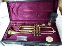 Brass trumpet,ideal for beginner