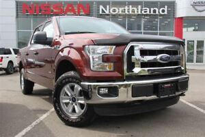 2016 Ford F-150 4X4/Tow Hitch/Bed-Liner/Bluetooth