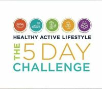 Join our online group - healthy living with a kickstart!
