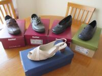 5 Pairs of Ladies Shoes Size 5