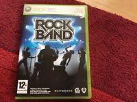 Rock Band for XBox 360