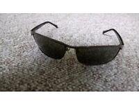 Police Sunglasses & Branded Hard Case