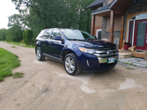 FORD EDGE LIMITED LOADED AWD NAVI PANO ROOF SAFTIED 20S LEATHER