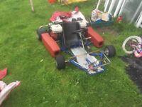 Twin engine go kart gx 160 not Audi golf qaud type r civics corsa rm cr yz Ktm kx sky team BTs