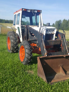 1978 case Tractor