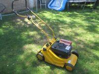AL-KO OKOSTAR 4300B Lawnmower for spares or repair