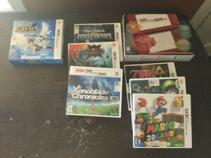3ds game lot