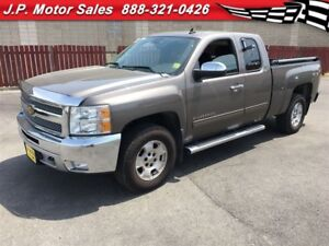 2012 Chevrolet Silverado 1500 LT, Extended Cab, Automatic, 4x4