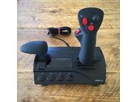 Speedlink Black Widow Flight Stick Joystick with Force Feedback