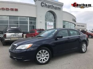 2014 Chrysler 200 LX/ GOLD PLAN OPTION/ $36  WKLY