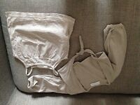 Little White Company top (12-18months) and cardigan (18-24months)