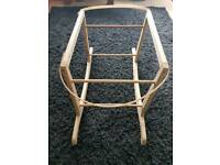Rocker for Mosses basket