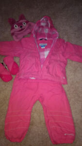 Columbia Snowsuit - Girls - 24 Months