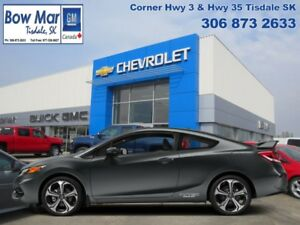 2014 Honda Civic Coupe Si  - Navigation -  Bluetooth - Low Milea