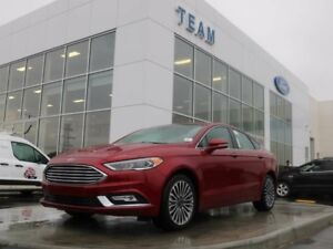 2017 Ford Fusion TTAAWD