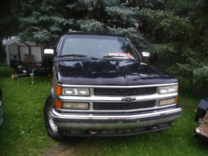 1994 chevy 4x4 trade or cash