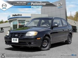 2006 Hyundai Accent As Traded  Units- FUN TO DRIVE