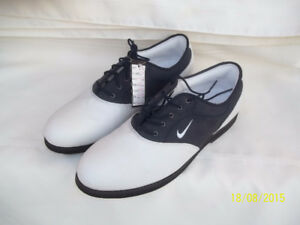 """Women's Golf Shoes Size 9 ½ (Nike) """"NEW"""""""
