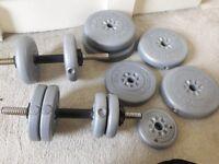 Weights at bargin price