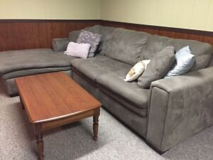 Summer cleaning sale!!! Coffee table and a dining table