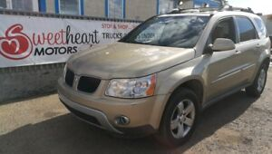 2006 Pontiac Torrent AWD  ONE YEAR FREE WARRANTY