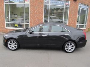 2014 Cadillac ATS 2.5L | Leather, BOSE, Sunroof