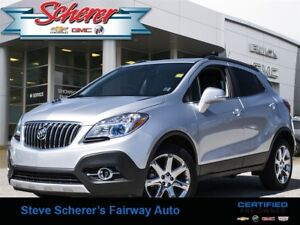 2016 Buick Encore LEATHER AWD WITH NAVIGATION