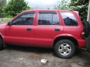 2001 Kia Sportage SUV, Crossover - MUST SELL ASAP!!