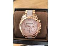 Michael Kors Ross Gold Woman's Watch